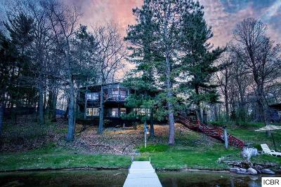 Itasca County Single Family Home For Sale: 34383 Sipe Rd