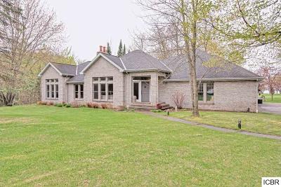 Grand Rapids Single Family Home For Sale: 140 Par Ln