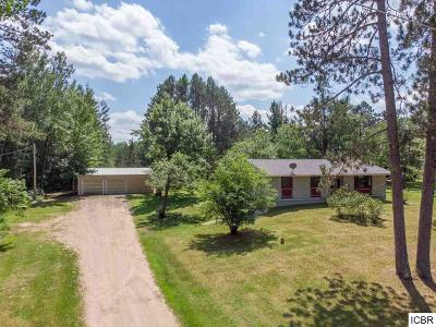 Grand Rapids Single Family Home For Sale: 27749 County Rd 91