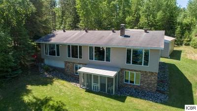 Itasca County Single Family Home For Sale: 31172 Bluff Ridge Trl
