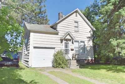 Chisholm, Hibbing Single Family Home For Sale: 2621 W 4th Ave