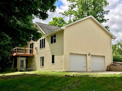 Grand Rapids Single Family Home Act-Contingent Home Sale: 21505 Birch St