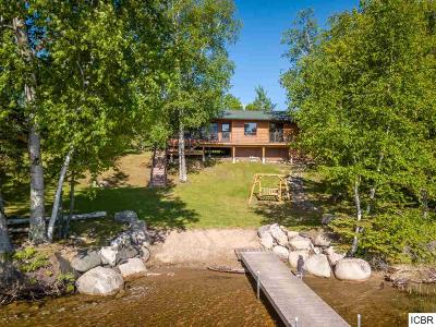 Itasca County Single Family Home For Sale: 51702 Pine Point Ln