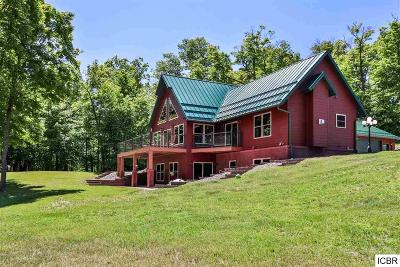 Itasca County Single Family Home For Sale: 66902 Anderson Add Rd