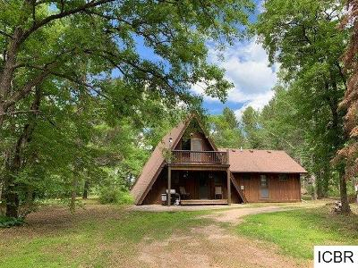 Itasca County Single Family Home For Sale: 56710 S Dora Lake Rd