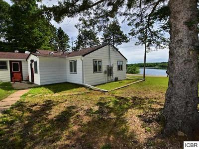 Bovey MN Single Family Home For Sale: $159,900