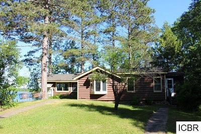 Itasca County Single Family Home For Sale: 25153 Loon Island Ln
