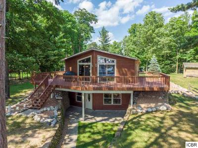 Grand Rapids Single Family Home For Sale: 29073 Sunny Beach Rd