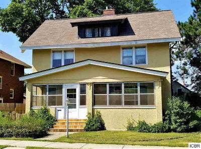 Chisholm, Hibbing Single Family Home For Sale: 122 SW 2nd St