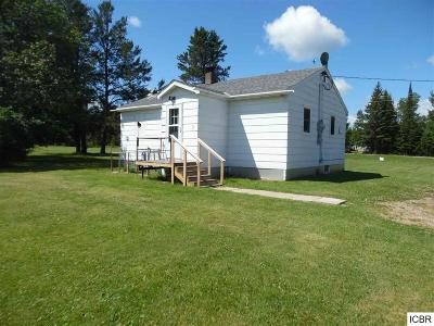 Itasca County Single Family Home For Sale: 40738 Hwy 65
