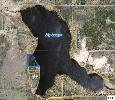 Itasca County Residential Lots & Land For Sale: N Sucker Lake Rd