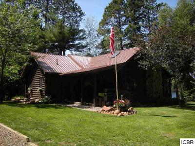 Itasca County Single Family Home For Sale: 29502 Lum Lake Rd
