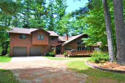 Itasca County Single Family Home For Sale: 28752 Hidden Point Trl