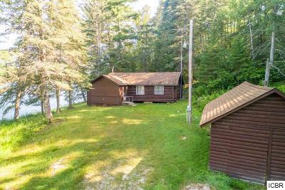 Single Family Home For Sale: 49692 Horseshoe Lake Rd