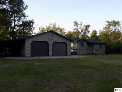 Grand Rapids Single Family Home For Sale: 32340 Prairie Lake Ln