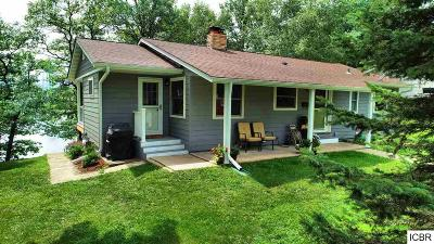 Itasca County Single Family Home For Sale: 510 Hale Lake Ln