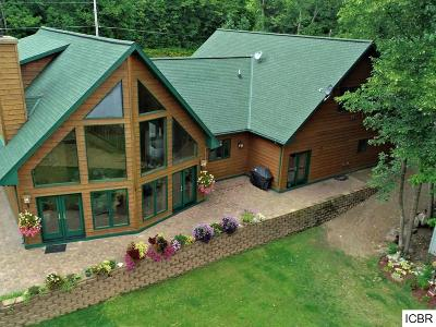 Itasca County Single Family Home For Sale: 29712 W Shore Dr