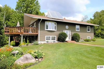 Itasca County Single Family Home For Sale: 37259 County Rd 44