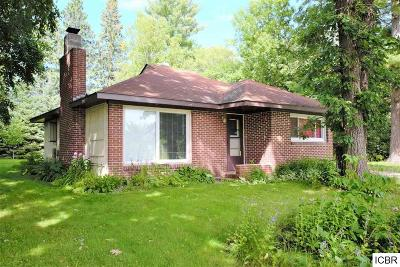 Itasca County Single Family Home For Sale: 509 Canal St