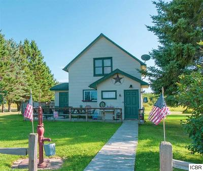 Itasca County Single Family Home For Sale: 17032 Westwood Rd