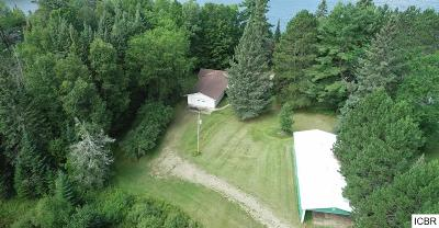Itasca County Single Family Home For Sale: 53873 Kelly Ln