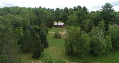 Itasca County Single Family Home For Sale: 54001 Jaynes School Rd