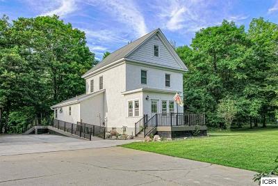 Itasca County Single Family Home For Sale: 2701 Deschepper Dr