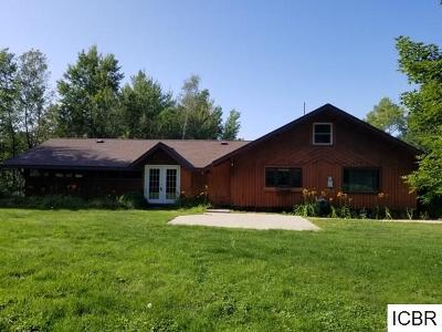 Itasca County Single Family Home For Sale: 31325 Hwy 38