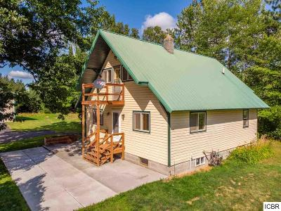 Itasca County Single Family Home For Sale: 17801 County Rd 433