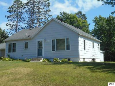 Itasca County Single Family Home For Sale: 420 SW 10th Ave