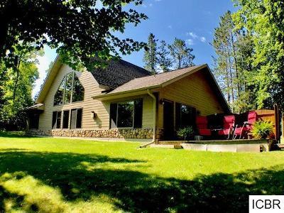 Single Family Home For Sale: 36987 W Amen Lake Rd