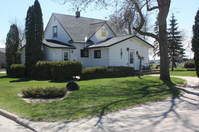Perham Single Family Home For Sale: 456 3rd St. SE