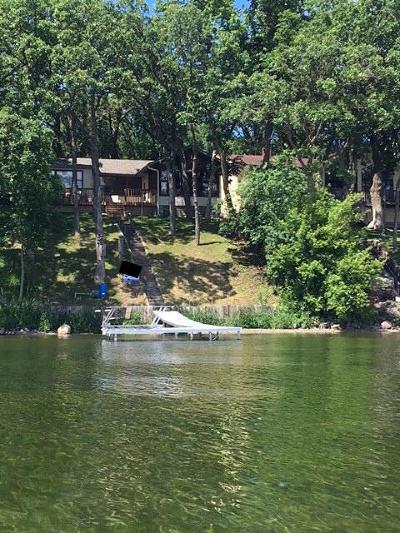 Lake Residential For Sale: 22712 Senns Beach Rd.