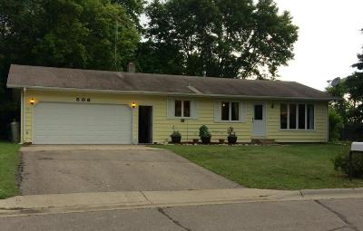 Pelican Rapids Single Family Home For Sale: 506 3rd St. SW