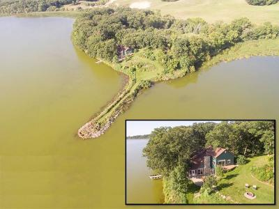 Lake Residential For Sale: 32306 100th Ave.