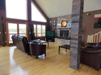 Lake Residential For Sale: 45641 Sunnybrook Lane