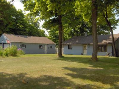 Lake Residential For Sale: 31336 S Eagle Lake Rd.