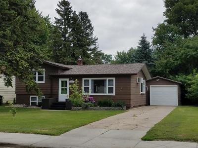 Detroit Lakes Single Family Home For Sale: 1153 Rossman Ave.