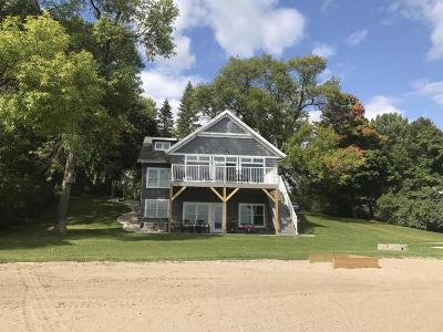 Lake Residential For Sale: 26032 Lida Shores Loop