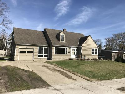 Detroit Lakes Single Family Home For Sale: 1117 Minnesota Ave.