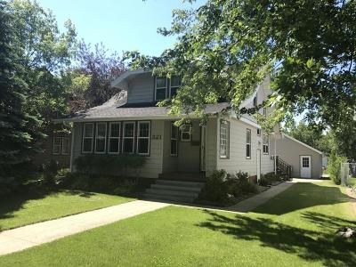 Detroit Lakes Single Family Home For Sale: 321 Willow St. E