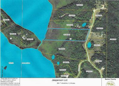 Detroit Lakes Residential Lots & Land For Sale: 27335 Sandra Kay Rd