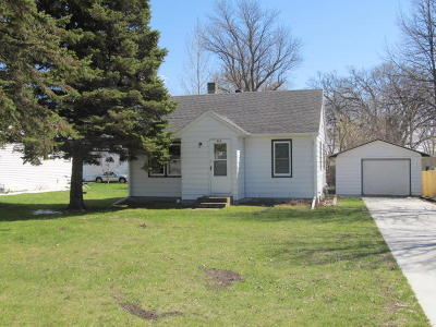 Hawley Single Family Home For Sale: 909 Front St.