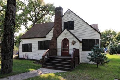 Detroit Lakes Single Family Home For Sale: 1246 Lake Ave.