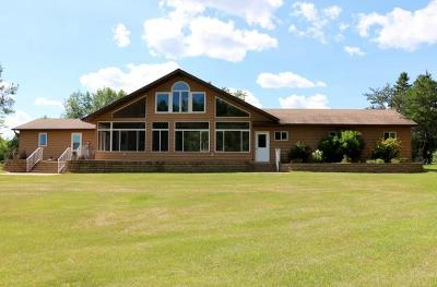 Perham Single Family Home For Sale: 44280 Co Hwy 8