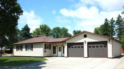 Detroit Lakes Single Family Home For Sale: 1223 Roosevelt Ave.