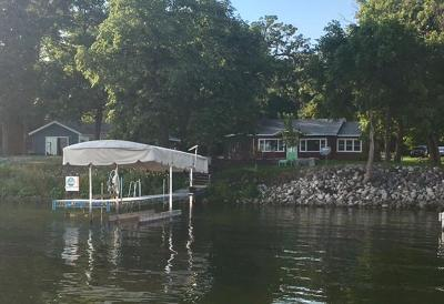 Lake Residential For Sale: 21626 Co Hwy 20