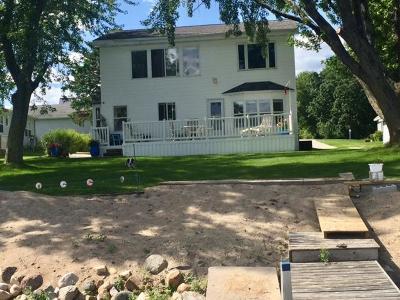 Lake Residential For Sale: 11285 West Lake Ida Lane
