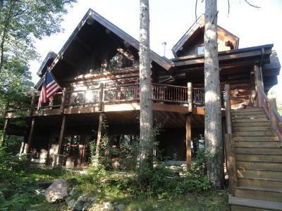 Lake Residential For Sale: 25900 Park Lane