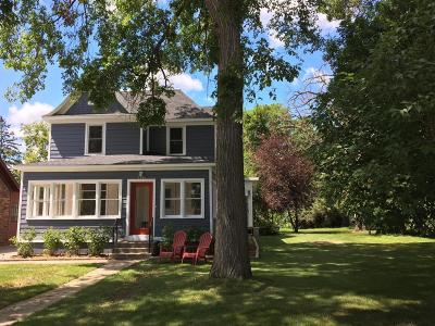 Detroit Lakes Single Family Home For Sale: 1146 Lake Ave.